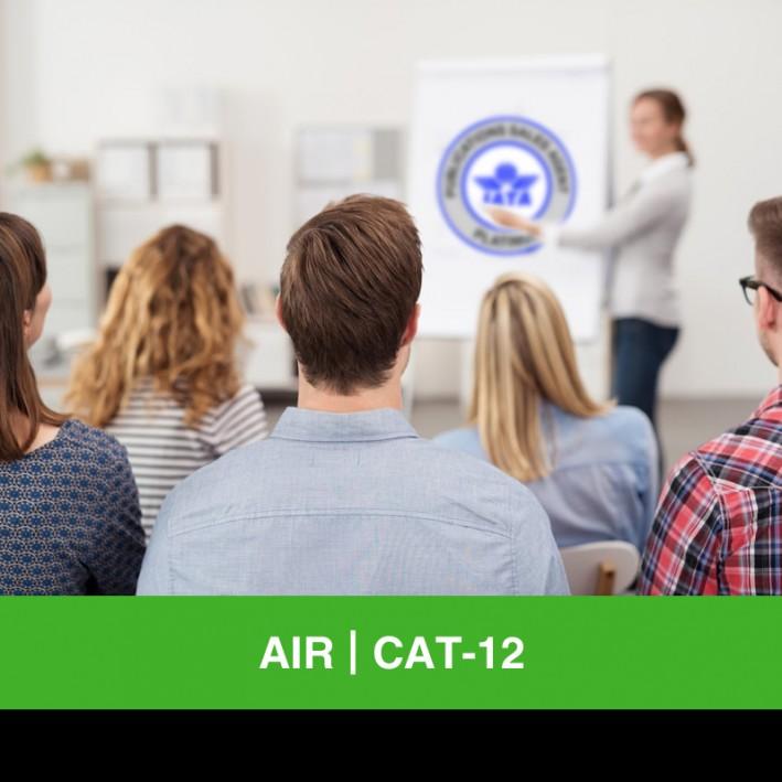 Curso IATA M.P. CAT-12 | Personal Seguridad