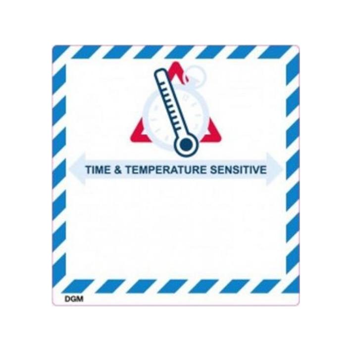"""Etiqueta """"Tiempo/Temperatura"""""""