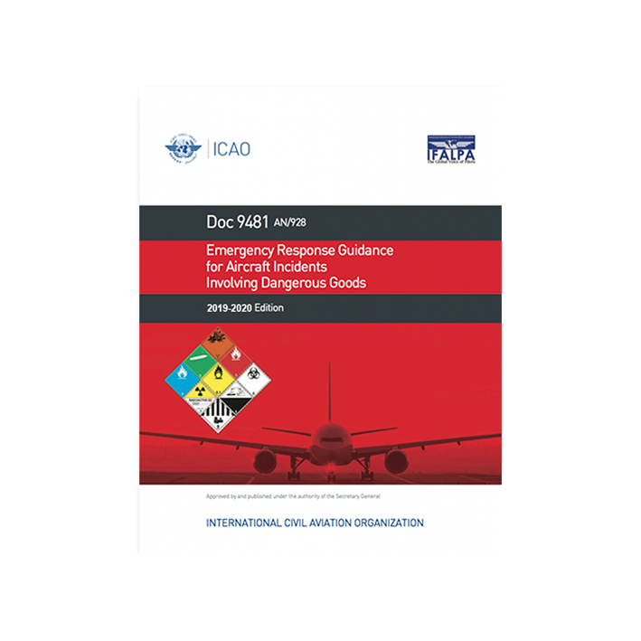 ICAO Emergency Response Guide for the Aircraft Incidents Involving DG