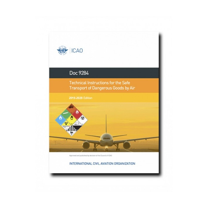 ICAO Supplement for ICAO Technical Instruction for the Safe Transport of DG by Air