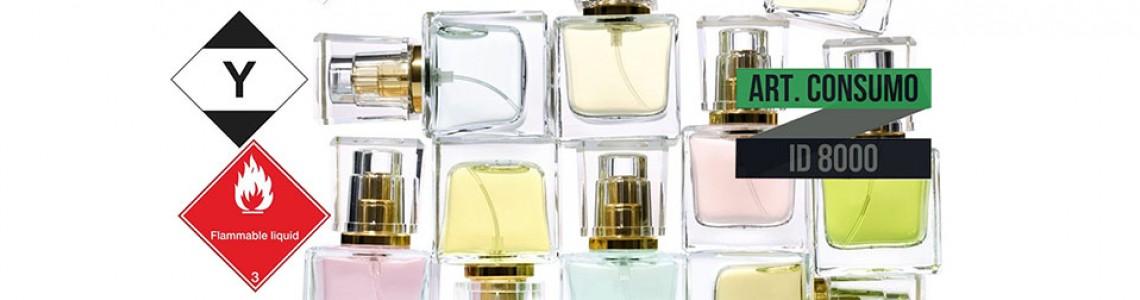 ¿Sabías que los perfumes son Mercancías Peligrosas?